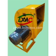 Carbon Steel Large Airflow Centrifugal Fan for Industry