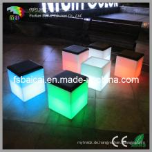 Wasserdichte LED Licht Möbel Bar Würfel Stuhl Bcr-151s