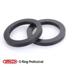 Черная / Коричневая резиновая уплотнительная прокладка в метрическом размере