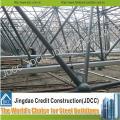 Rasterstruktur Strang Stahlbau