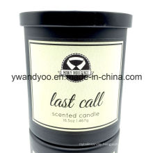 Romantic Soy Decorative Candles with Scent
