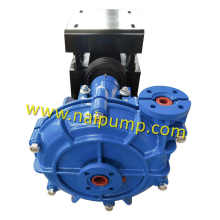 centrifugal abrasian resistant slurry pump sand and stone