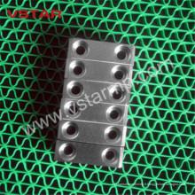 Usinage de commande numérique par ordinateur de machine d'acier inoxydable pour le matériel Vst-0956 de pièce d'auto de machine adaptée aux besoins du client