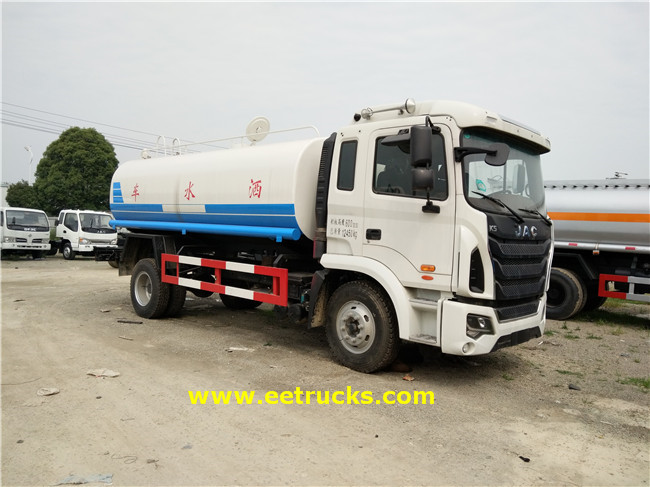 9200L Water Tank Sprinkler Trucks