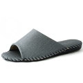Man Slippers Comfort Shoes Pansy Room Wear