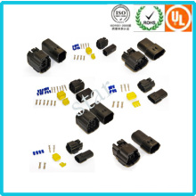 Tyco AMP 2 Pin Way Waterproof Injector Connector Electronic Wire Connector for Car