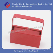 Holding and Retrieving Magnets with Handle
