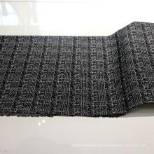 Tejido de algodón de la impresión de la manera en la acción