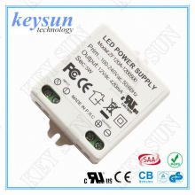 12W 12V 1000mA AC-DC Constant Voltage LED Driver Power Supply with CE