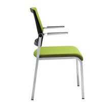 chaise de conférence moderne / chaise empilable / chaises visiteur