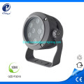 Proyector LED redondo de 18W RGB LED impermeable