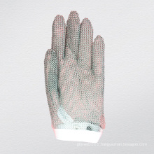 Steel Chain Mail Protective Cut Resistant Glove-2372