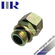 Bsp Male / Metric Female Tube Fitting Hydraulic Adapter (2GD)