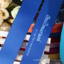 High quality royal blue ribbon,transfer ribbon
