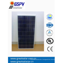 Price Per Watt! 130W Poly Solar Panel High Quality From China Manufacturer!