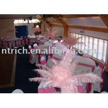 100%polyester chair covers,hotel/banquet chair cover, organza sash