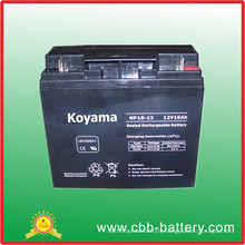 UPS Battery 12V18ah Battery with Long Service Life