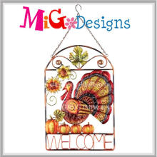 Cheap Garden Metal Arts Lovely Metal Wall Decoration