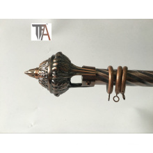Complete Curtain Rod Iron Curtain Pipe