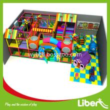 Foam indoor playground for children growing