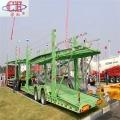 Carreta de transporte de veículo de transporte de semi-reboque