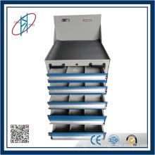 Boîte à outils multifonctions à tiroirs avec différents tiroirs