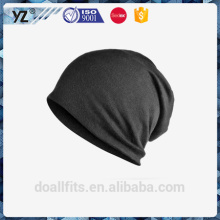 slouch with customized logo running Bonnet cap good quality