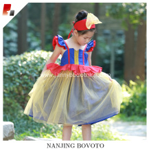 snow white inspired little girls princess dresses
