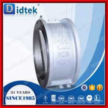 DIDTEK Dual Plate WAFER DUO CHECK VALVE