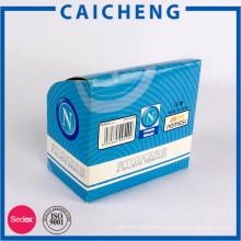Caja de empaquetado del papel del estilo simple del diseño especial modificado para requisitos particulares