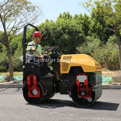 Driver Type Tandem Vibratory Road Rollers