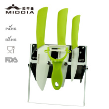 Kitchen Gadget for Ceramic Knife & Peeler Set