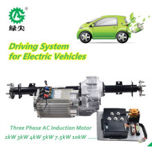7,5 kW de voiture électrique