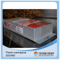 Custom Tea Cup Packaging Plastic Boxes Clear Packaging Box