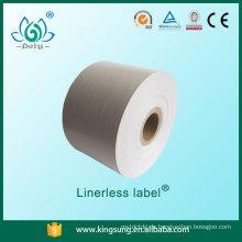 Linerless Label ohne Basispapier