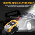 Air Compressor Pump, Digital Tire Inflator DC 12V 120W 150 PSI Car Air Pump with Auto Shut Off Gauge and Powerful Emergency