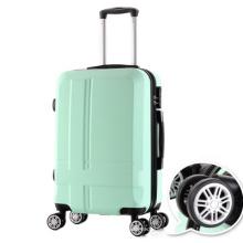 Kreuz ABS Plastik harte Fall Reisende Auswahl Gepäck Koffer Set