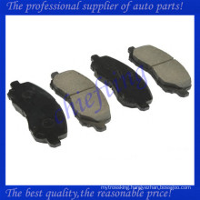 D866 4605A879 37202 cheap brake pads for peugeot 4008