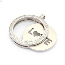 Hot selling selling coin locket,korean designer coin jewelry