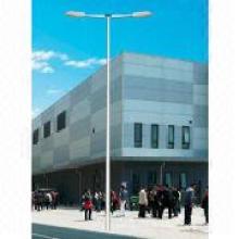 (LDSB-0013) Stahl Material Straßenbeleuchtung Pole