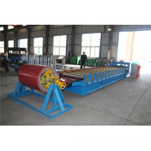 Tinggi Rib Roofing Panel Roll Forming Machine