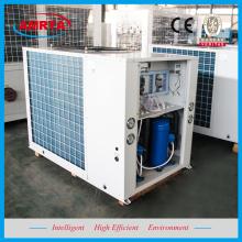 Воздухоохлаждаемый прокручиваемый водяной охладитель
