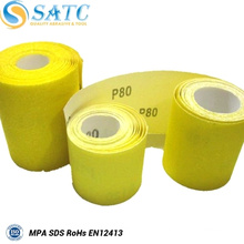 P40--P240 abrasive sanding roll for polishing About