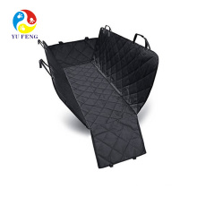 Dog Hammock Seat Cover for Cars&SUV with Side Flaps