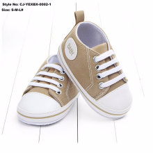 Baby Canvas Sneakers Non-Slip Soft Sole Walking Shoes