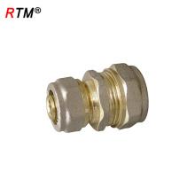 A 17 4 10 en gros prix laiton raccord de compression pap raccord de tuyau de raccord de compression en laiton