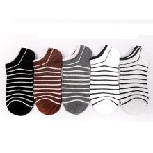 15PKSC06 2015-16 Teen boy tricô moda tubo tornozelo meias homens