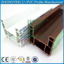 70% pvc content pvc building plastic sheet for doorboard