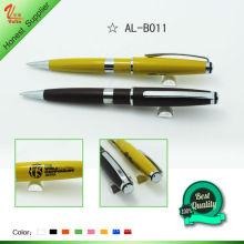 Guangzhou Proveedores Pluma de tinta de metal Bolígrafo Ejecutivo