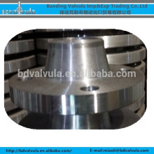 PN10/16 forged steel WN flange BS 4504 flange